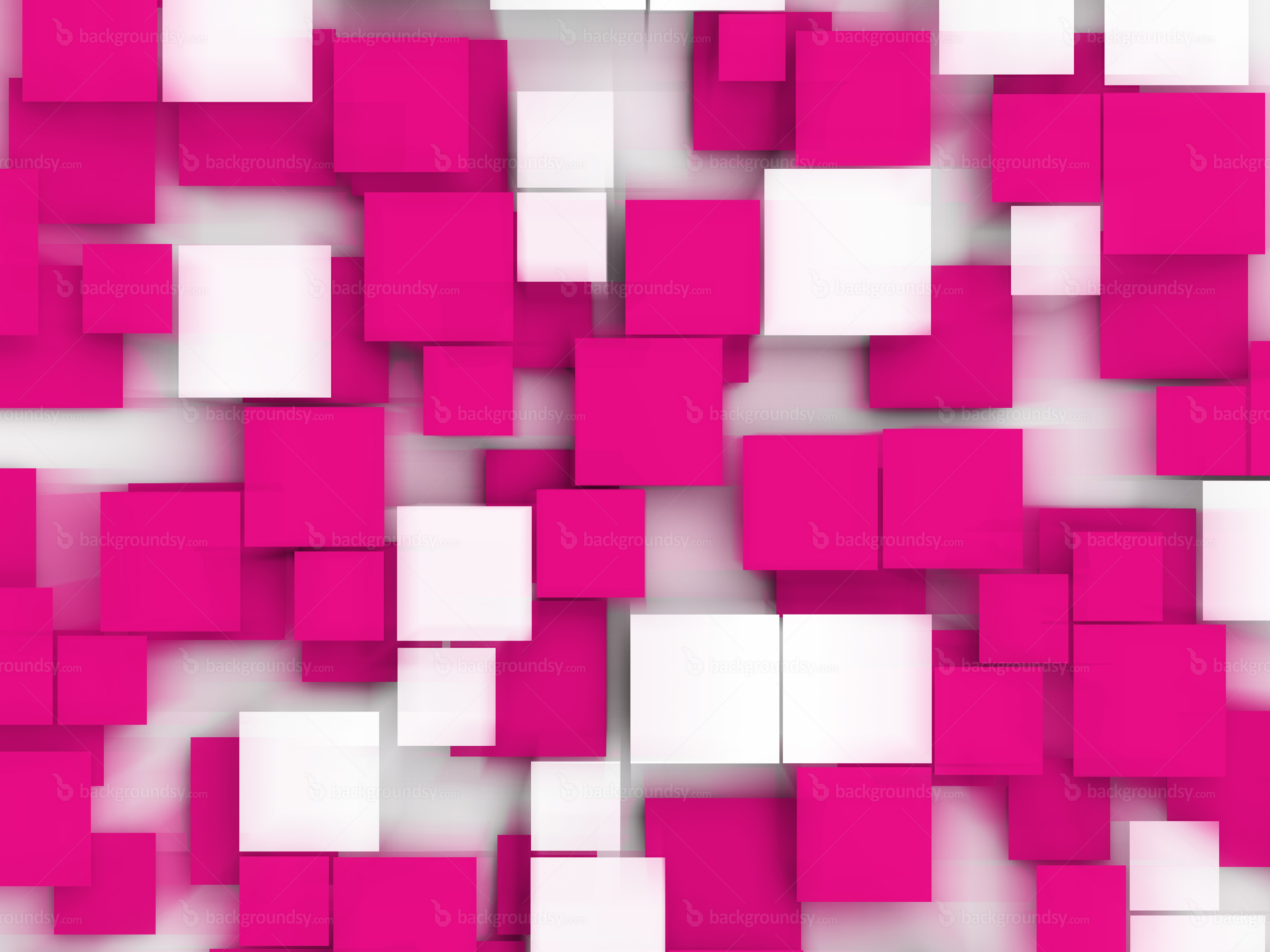 pink-squares-background